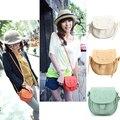 Women Leather Vintage Retro Mini Handbag Tote Shoulder Crossbody Bag  Popular