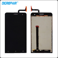 Black For Asus Zenfone 5 A501CG LCD Display Touch Screen With Digitizer Full Assembly Replacement Parts