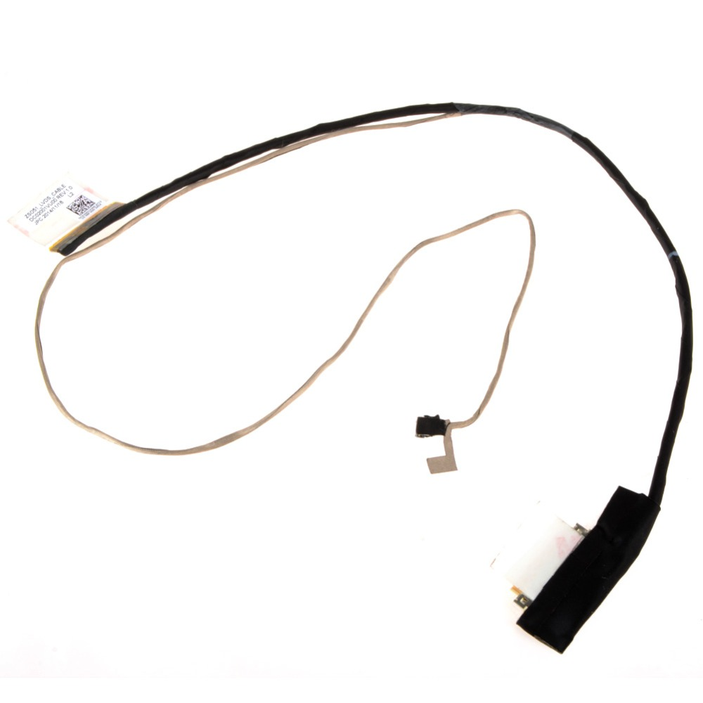 Notebook Computer Replacements Lcd Led Lvds Video Screen Cable Fit For HP 15-G Series 749646-001 DC02001VU00 скатерти и салфетки fini cop скатерть autunno цвет голубой 150х210 см