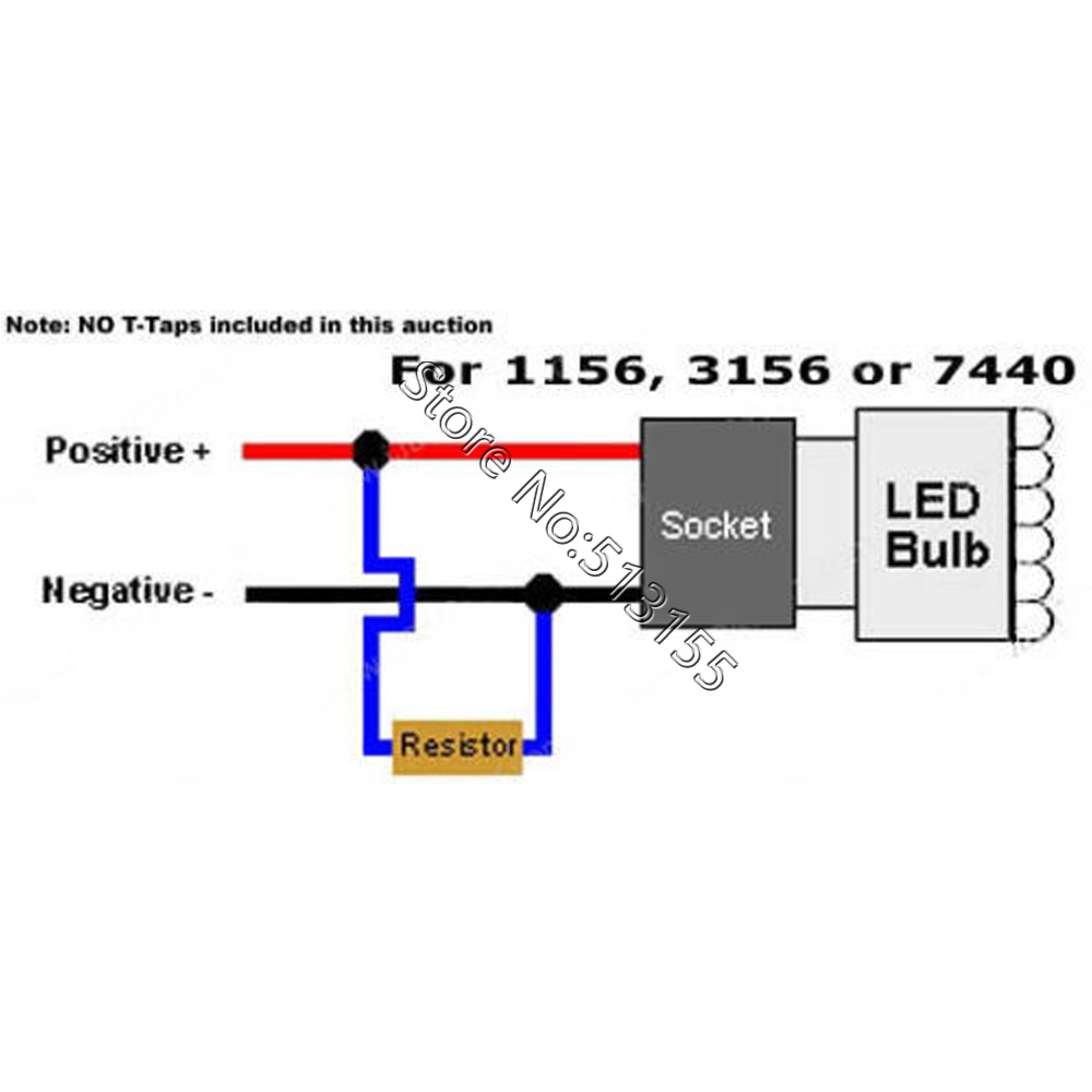 Led Bulb Canbus Capacitor Wiring Diagram : 40 Wiring