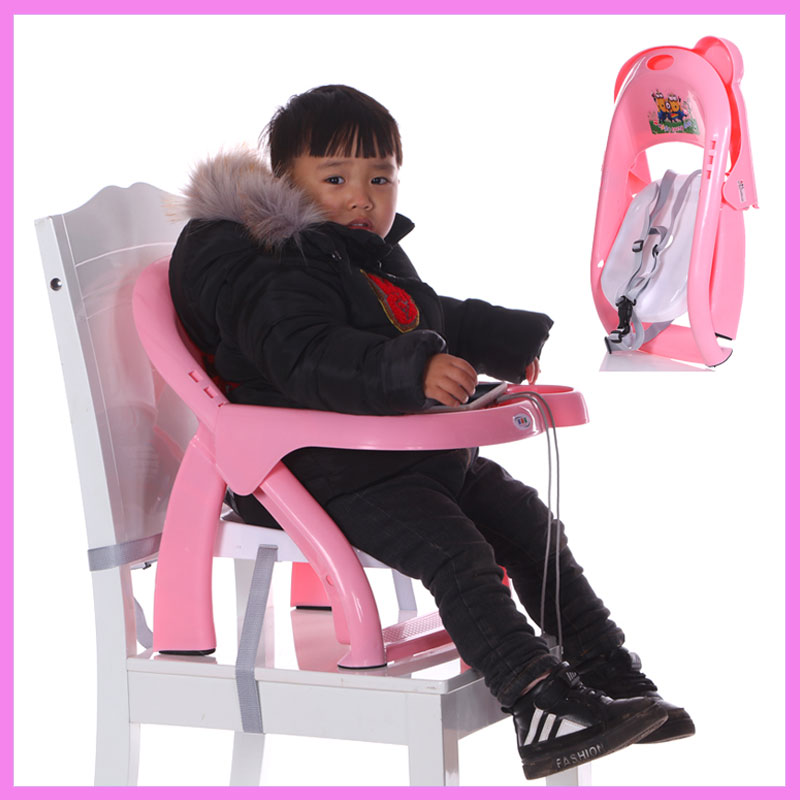 Portable Baby Chair Stool Baby Kindergarten Foldable Eating Table Travel Child Car Safety Seat Portable Chair Free Installation baby seat inflatable sofa stool stool bb portable small bath bath chair seat chair school page 3