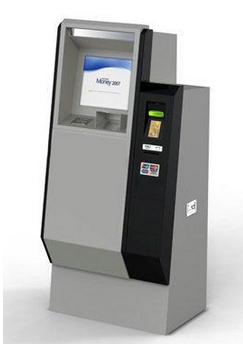 US $2799 0  Custom safe theftproof lcd wifi touch screen ATM cash withdraw  self service payment kiosk with keyboard kiosk bank ATM-in Car Parking