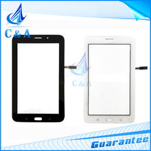 touch screen digitizer for Samsung galaxy Tab 4 Lite T116 SM-T116 touch screen glass front panel 1 piece free shipping