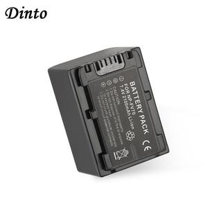 Dinto 2100mAh 7.4V NP-FV70 NPFV70 Rechargeable Camera Battery for Sony NP-FV30 FV50 HDR-CX230 CX150 CX350E CX550E NP FV70