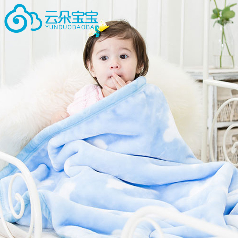 Baby blanket double layer thickening winter envelope for newborns autumn winter gift box Blanket Baby Blanket blanket for winter 180x200cm flannel blanket singleplayer thermal thickening coral fleece bed sheet cotton padded blanket winter double layer