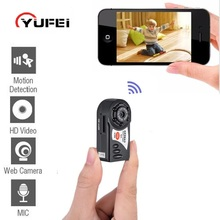 YuFei Mini Camera 480P Wifi DV DVR  IP Cam Video Camcorder Recorder Infrared Night Vision