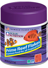 Ocean Nutrition Prime Reef Flake fish food sea reef marine water fish feed clownfish angelfish butterflyfish tang tropical fish(China)