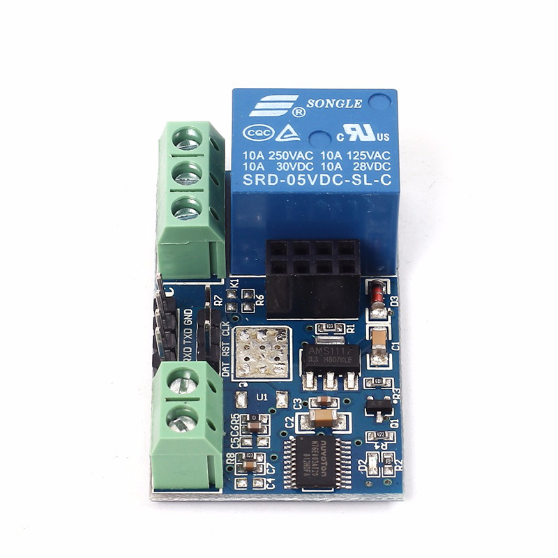 ESP8266-5V-Wifi-Relay-Module-Remote-Control-Switch-Phone-APP-For-Smart-Home-IOT-Transmission-Distance (3)