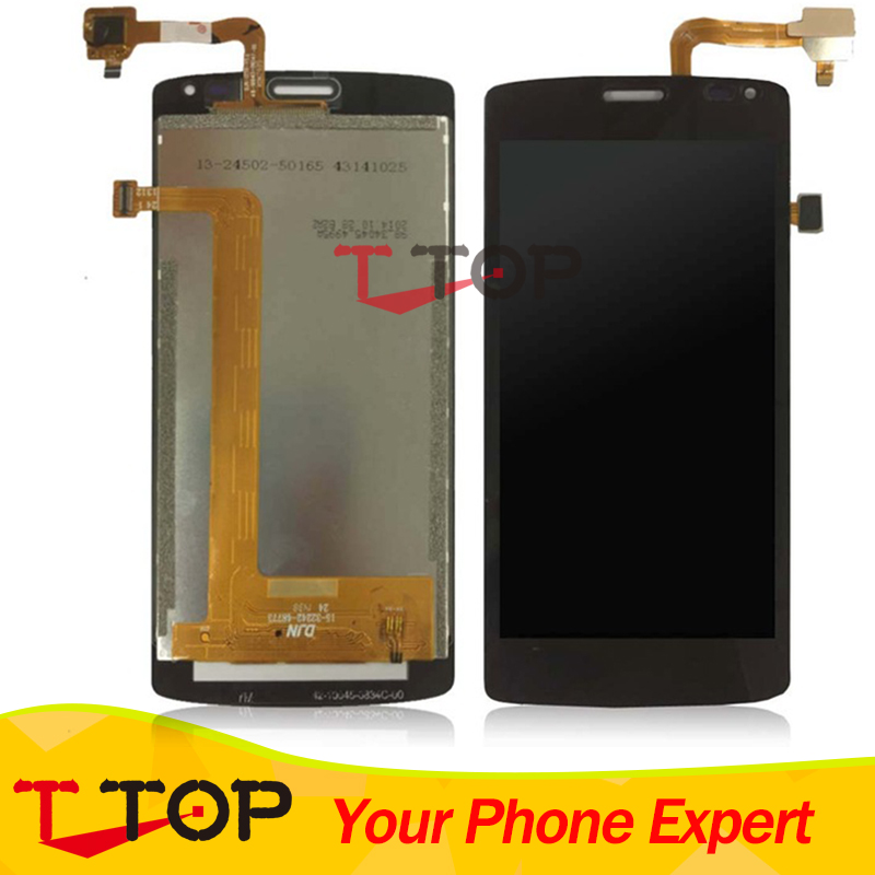 4.5 inch For Fly IQ4417 ERA Energy 3 LCD Display Screen and Touch Screen Panel Digitizer Complete Assembly 1PC/Lot