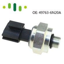 Power Steering Oil Pressure Sensor Switch For Infiniti FX35 FX50 G35 G37 M37 M45 M56 QX56 Q45 Q70 Q70L QX70 QX80 49763-6N20A
