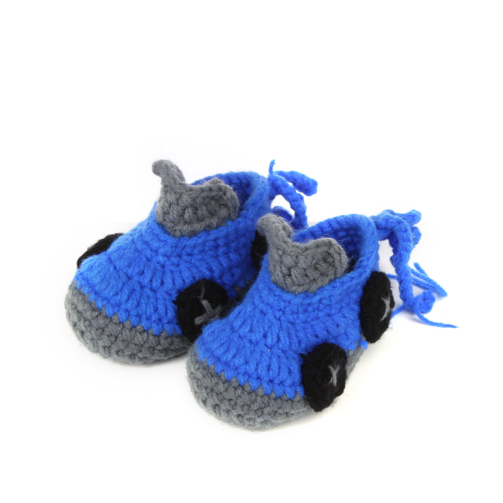 ef06a3eaca79e china gift items TipsieToes christmas Baby Shoes hand infant knitted ...