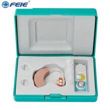 Беспроводные наушники для глухих слуховых аппаратов, Aparelho Para Surdo S-138