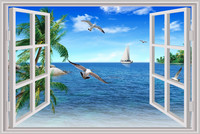 2016 New Diy 5d Diamond Painting Scenery Mosaic Landscape Painting Cross Stitch Picture Home Decoration Need