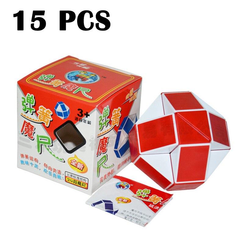 15PCS ShengShou MoChi Magic Ruler Cubo magico Speed Smooth Magic cube Strange-shape Puzzle cube White red Neo Cube Classic Toys15PCS ShengShou MoChi Magic Ruler Cubo magico Speed Smooth Magic cube Strange-shape Puzzle cube White red Neo Cube Classic Toys