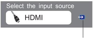 05 HDMI signal selecting