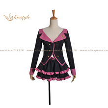 Kisstyle Fashion VOCALOID Hatsune Miku Project DIVA F Sweet Devil Uniform COS Clothing Cosplay Costume,Customized Accepted(China)