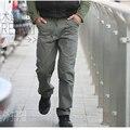Осень Новый IX1 Militar Городских Тактические Брюки Tefon Rip-stop Армии Поезд Грузовой Военные Брюки мужская Повседневная Поход на открытом воздухе Брюки