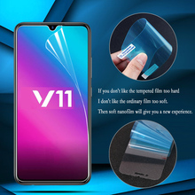 Nano Explosion-proof Film For Vivo S1 Pro Z5X Y81 IQOO Screen Protector for V15 X27 (Not Tempered Glass)