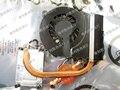 Envío libre nuevo refrigerador para hp 1000 2000 cq45 laptop ventilador de refrigeración del disipador de calor 685087-001
