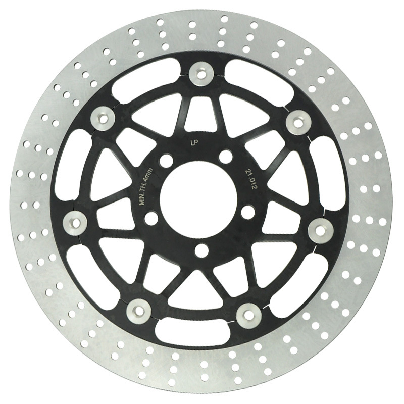 Motorcycle Front Brake Disc Rotor Fit For Kawasaki BJ250 ZXR250 ZRX400 KR250 ZR250 ZR400 ZR550 ZZR250