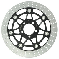 Motorcycle Brake Disc Rotor Fit For Kawasaki BJ250 ZXR250 KR250 ZR250 ZR400 ZR550 ZZR250 ZZR500 ZZR600