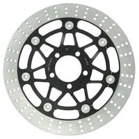 Motorcycle Brake Disc Rotor Fit For Kawasaki BJ250 ZXR250 KR250 ZR250 ZR400 ZR550 ZZR250 ZZR500 ZZR600