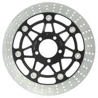 Motorcycle Front Brake Disc Rotor Fit For Kawasaki BJ250 ZXR250 ZRX400 KR250 ZR250 ZR400 ZR550 ZZR250 ZZR500 ZZR600 GPZ900 NEW