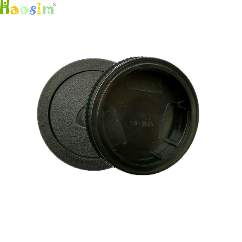 10Pairs/lot camera Body cap + Rear <font><b>Lens</b></font> Cap for Alpha DSLR Series A290 A380 <font><b>A390</b></font> A850 A230 A300 image
