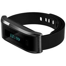 Смарт-браслеты спортивные часы браслет IP-X6 Водонепроницаемый мониторинг сна для андроид iOS Системы