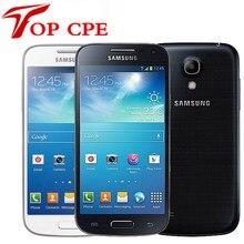Original desbloqueado Samsung Galaxy S4 Mini I9195 S4mini 3G 4,3