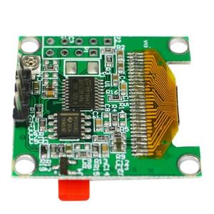 Image 3 - GHXAMP מיני OLED מוסיקה ספקטרום תצוגת מונו VU מטר רמת מחוון DIY אוזניות 3.3 5V 8 סוגים אפקטים 0.96 אינץ 28*30mm