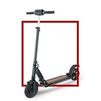 Электрический скутер EW4 взрослых работы портативный мини складной Малый электрический автомобиль маленький двухколесный скутер, самокат с