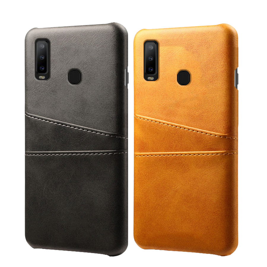 Leather Card Holder Phone Cases For Samsung Galaxy A5 A6 A6S A7 A8 A8S A9 A9S 2017 2018 Pro Plus Star A10 A20 A30 A90 A2 CoreLeather Card Holder Phone Cases For Samsung Galaxy A5 A6 A6S A7 A8 A8S A9 A9S 2017 2018 Pro Plus Star A10 A20 A30 A90 A2 Core