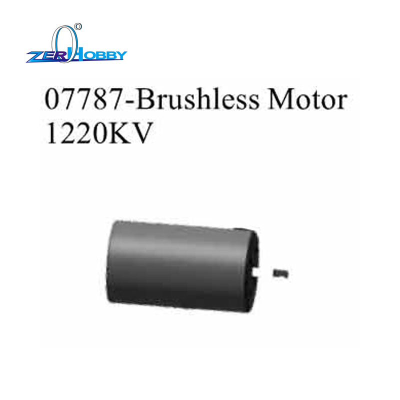 HSP RACING RC CAR SPARE PARTS ACCESSORIES BRUSHLESS MOTOR 07787 1220KV AND MOTOR 07788 980KV FOR 1/5 EP BUGGY 94059 original accessories mjx b3 bugs 3 rc quadcopter spare parts b3 024 2 4g controller transmitter