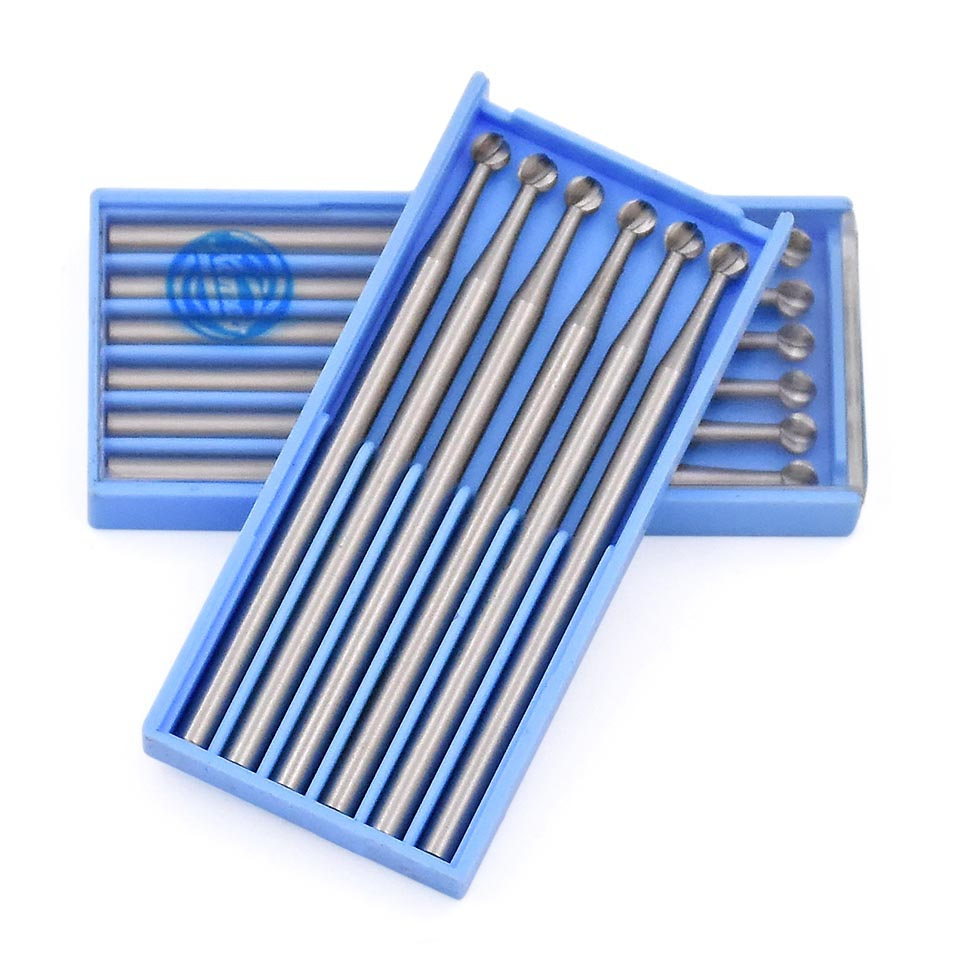 6 stks Rotary Schurende Tool Dental Lab Polijsten Afwerking Ronde - Schurende gereedschappen - Foto 1