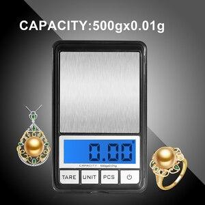 500g~0.01Mini Digital Scales P