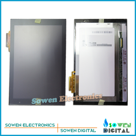 10.1 inch For Acer Iconia Tab A500 LCD Screen with Touch Screen digitizer assembly LCD full set , new