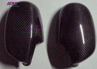 Carbon Fiber Mirror Cover For NISSAN 200SX 240SX S14 ZENKI S14A KOUKI
