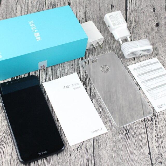 Global Rom Huawei Honor 9 Lite Phone 4 cameras 3000mAh 5.65 2