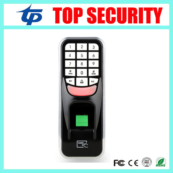 USB communication standalone fingerprint access control system door access control terminal good quality free shipping good quality waterproof fingerprint reader standalone tcp ip fingerprint access control system smat biometric door lock