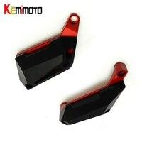 KEMiMOTO For Suzuki GSX R GSXR 600 750 2011 2015 GSXR600 GSXR750 Motorcycle Engine Cover Frame