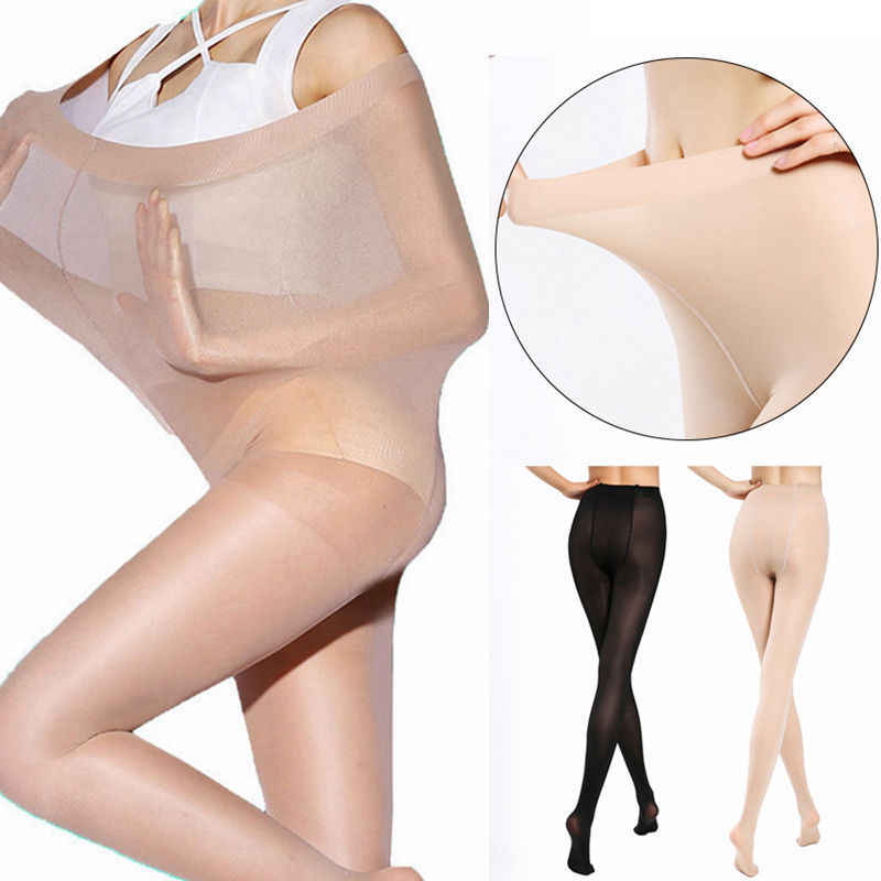 3ce2d99583b 3pcs lot HOT Super Elastic Magical Stockings Seamless Stocking Elastic Thin  Pantyhose for Women