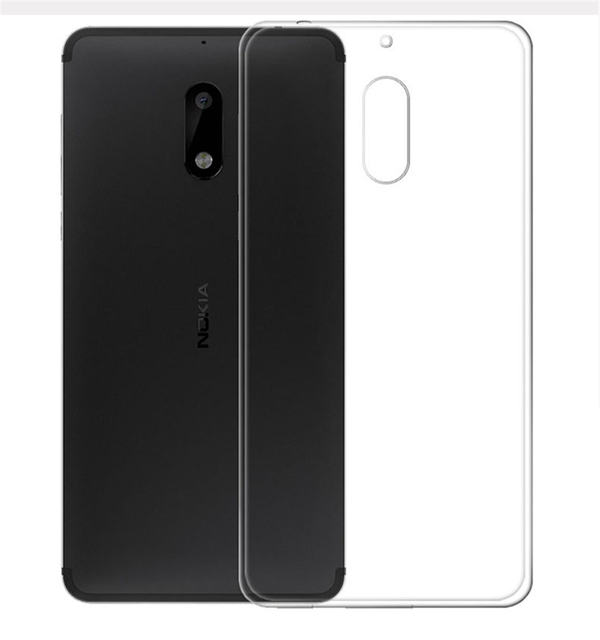 Housse Mince Cristal Transparent 2 Nokia CVSZeRCGR