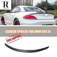 Cabriolet & Coupe Z4 Carbon Fiber Rear Wing Spoiler for BMW E89 Z4 2 Door & Convertible 2008 2014
