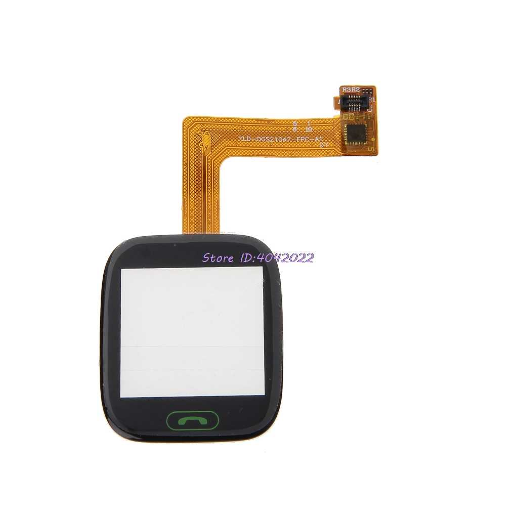touching Screen Panel Sensor Digitizer Repair Parts For YQT Q90 Baby GPS Smart Watch