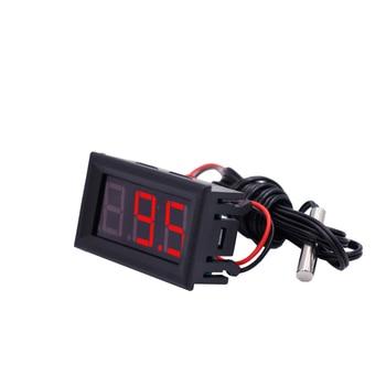 12V LCD Digital Thermometer Monitor Tester  6