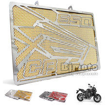 For Honda CB650F 2014 2015 2016 CBR650F 2014 2015 2016 Motorcycle Part Stainless Steel Radiator Grill Guard Cover Protector Gold