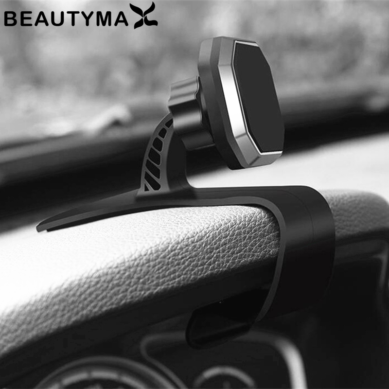 Magnetic Car Holder Dashboard Car Phone Holder Magnet 360 Rotatable Stand Mount Display Good Quality One-hand Support Holder