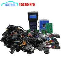 EEPROM Programming TACHO PRO Plus V2008 July Auto Programmer Odometer&Mileage Correction Tacho Pro 2008 Works Multi Cars
