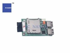 ПК няня оригинал для ASUS G53SW кард-ридер usb плата SD плата работает